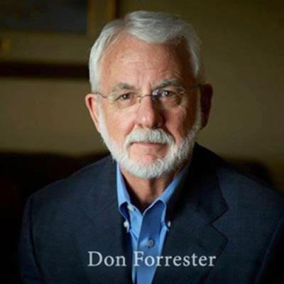 Executive Director, Don Forrester