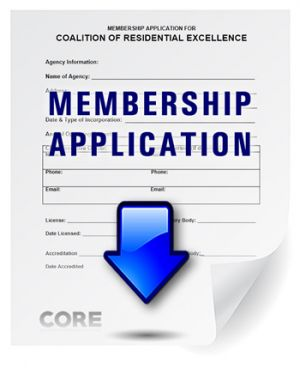 Download CORE Membership Application