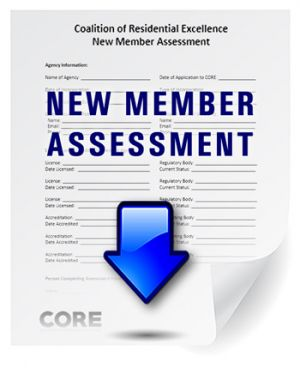 Download CORE New Member Assessment