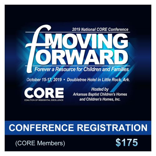 2019 CORE Conference Registration-Members