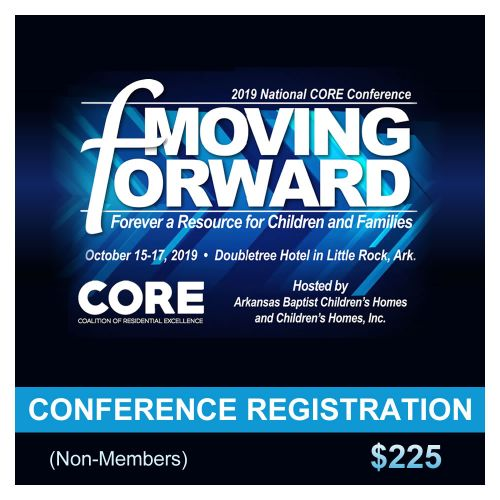 2019 CORE Conference Registration-Non-members