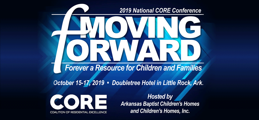 CORE Conference 2019 - Moving Forward