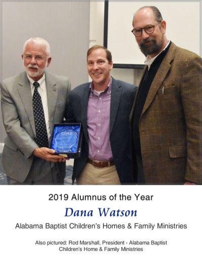 2019 CORE Alumnus of the Year-Dana Watson