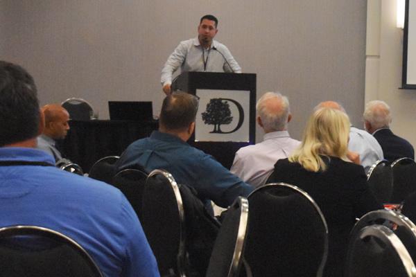 Dr. Derek Brown, Arkansas Baptist Children's Homes and Family Ministries