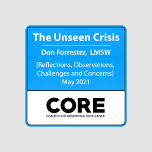 Special Report-The Unseen Crisis